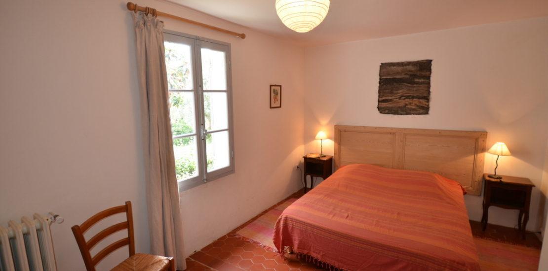 Chambre face au Mont Ventoux