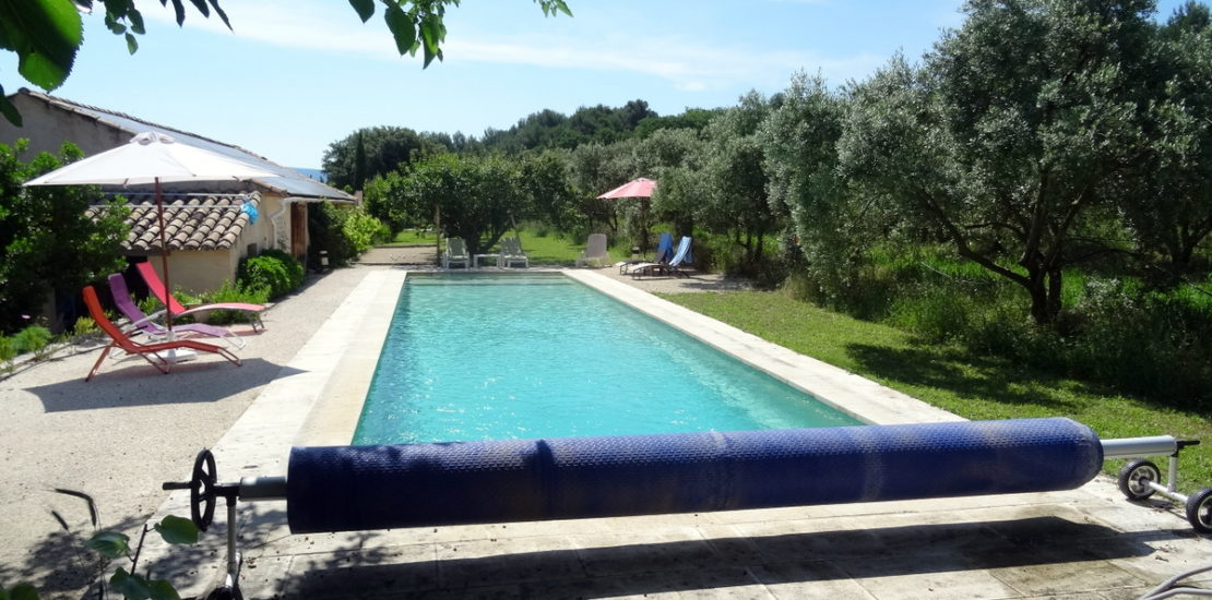 La piscine de 18 metre avec petit bain et fosse a plonger